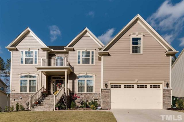 3544 Jordan Shires Drive, New Hill, NC 27562 (#2160878) :: The Abshure Realty Group