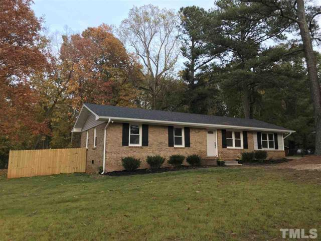 6533 Rex Road, Holly Springs, NC 27540 (#2160965) :: Marti Hampton Team - Re/Max One Realty