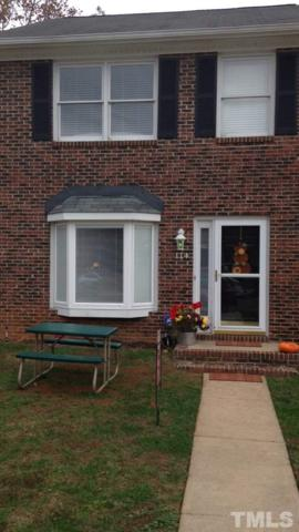 1812 Orange Grove Road #114, Hillsborough, NC 27278 (#2160998) :: The Jim Allen Group