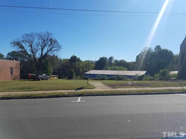 Depot Street, Roxboro, NC  (#2161035) :: RE/MAX Real Estate Service