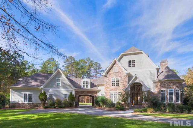 52 Gentle Winds Drive, Chapel Hill, NC 27517 (#2161040) :: The Jim Allen Group