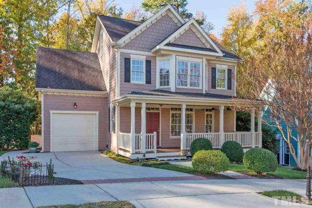 1756 Town Home Drive, Apex, NC 27502 (#2161082) :: The Jim Allen Group