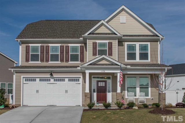 1498 Sunny Days Drive, Knightdale, NC 27545 (#2161101) :: Raleigh Cary Realty