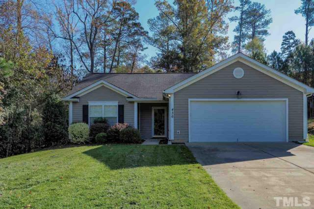 436 Holly Thorn Trace, Holly Springs, NC 27540 (#2161161) :: Marti Hampton Team - Re/Max One Realty