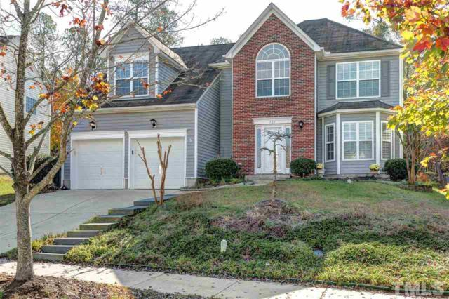 121 Talley Ridge Drive, Holly Springs, NC 27540 (#2161165) :: Marti Hampton Team - Re/Max One Realty