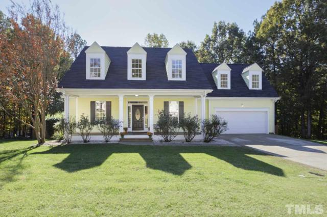 236 Dutch Hill Road, Holly Springs, NC 27540 (#2161176) :: Marti Hampton Team - Re/Max One Realty