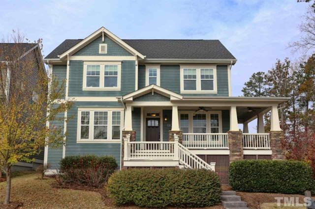 16 Tabardry Mill Port, Chapel Hill, NC 27516 (MLS #2161192) :: ERA Strother Real Estate