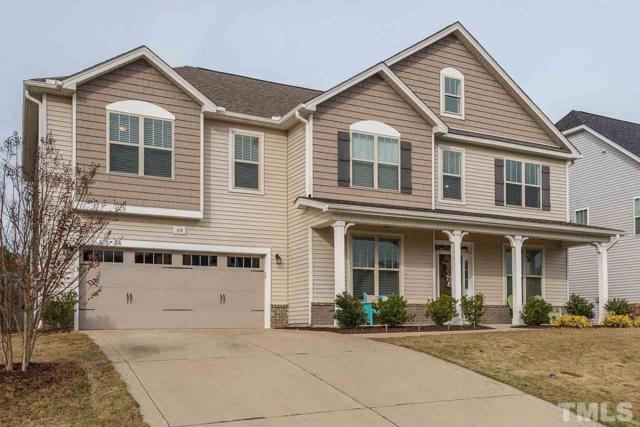 40 Green Willow Drive, Clayton, NC 27527 (#2161224) :: Triangle Midtown Realty
