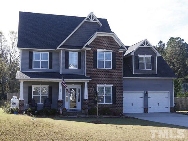 18 Wood Valley Drive, Four Oaks, NC 27524 (#2161230) :: Rachel Kendall Team, LLC