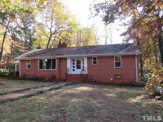 509 W Park Drive, Siler City, NC 27344 (MLS #2161319) :: ERA Strother Real Estate