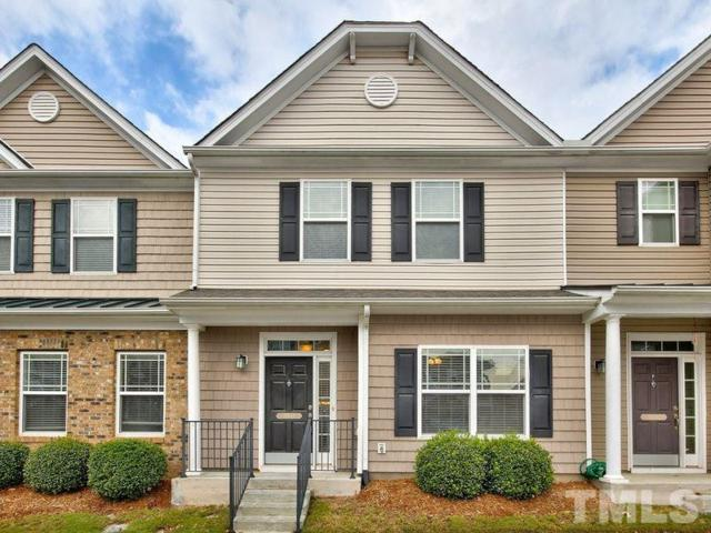 705 Keystone Park #13, Morrisville, NC 27560 (#2161323) :: M&J Realty Group