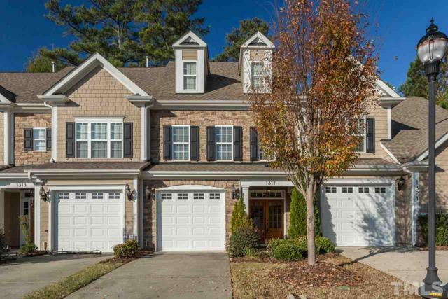 1317 Foxglove Drive, Morrisville, NC 27560 (#2161325) :: M&J Realty Group