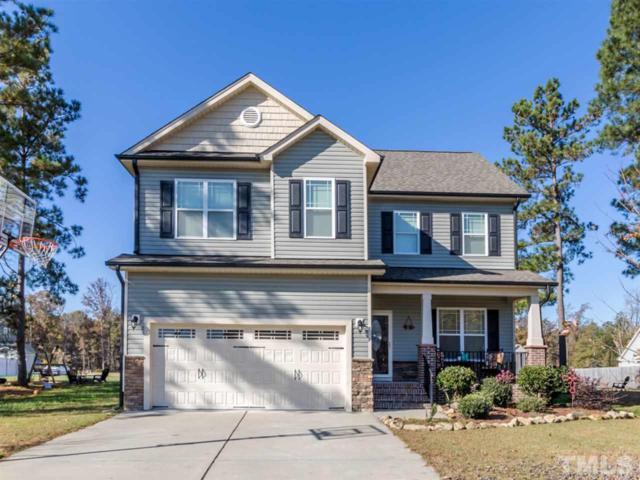 75 E Hackberry Lane, Youngsville, NC 27596 (#2161329) :: Rachel Kendall Team, LLC