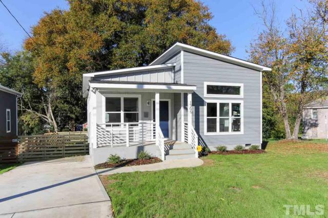 1306 S East Street, Raleigh, NC 27601 (#2161346) :: Marti Hampton Team - Re/Max One Realty