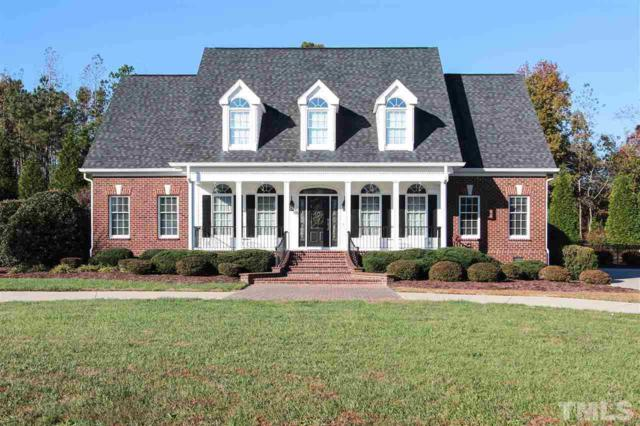 1105 Hunters Grande Trail, Wendell, NC 27591 (#2161428) :: The Jim Allen Group
