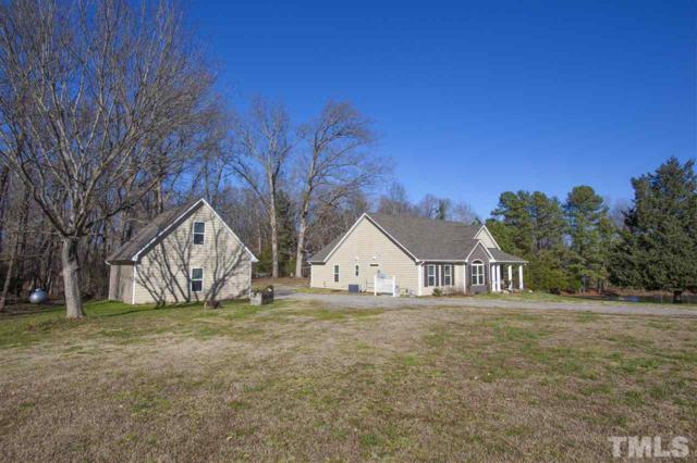 4658 James Royster Road, Oxford, NC 27565 (#2161453) :: The Jim Allen Group