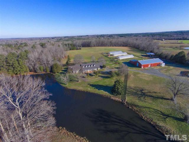 4654 James Royster Road, Oxford, NC 27565 (#2161467) :: The Jim Allen Group
