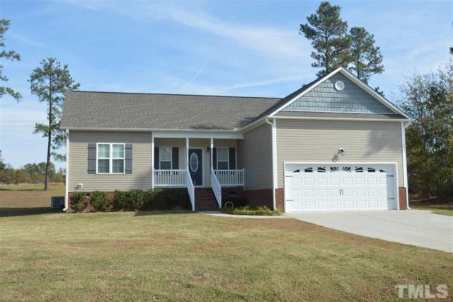 395 Moonlight Drive, Fuquay Varina, NC 27526 (MLS #2161536) :: ERA Strother Real Estate
