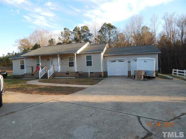 514 Richardson Road, Zebulon, NC 27597 (#2161573) :: The Abshure Realty Group