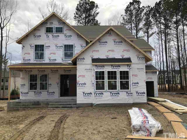 lot 22 Willow Rock Lane, Apex, NC 27523 (#2161605) :: Raleigh Cary Realty