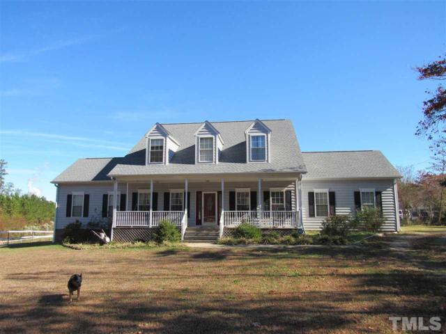 85 Rabbit Hare Drive, New Hill, NC 27562 (MLS #2161614) :: ERA Strother Real Estate