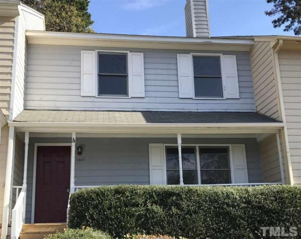 1807 Fox Sterling Drive, Raleigh, NC 27606 (MLS #2161623) :: ERA Strother Real Estate