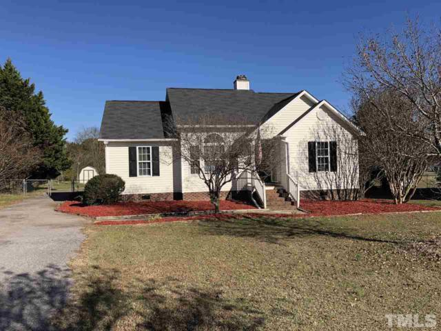 115 Seminole Drive, Wendell, NC 27591 (#2161669) :: The Jim Allen Group