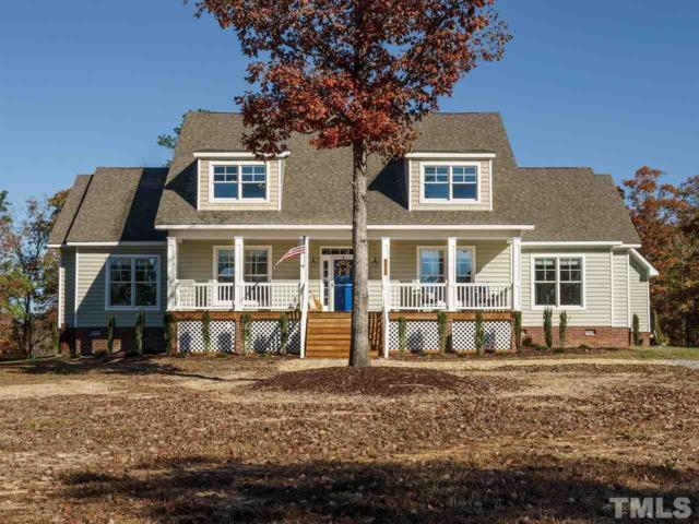 5617 Rex Road, Holly Springs, NC 27540 (#2161694) :: The Jim Allen Group