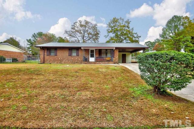 3505 Four Seasons Drive, Durham, NC 27707 (#2161729) :: Raleigh Cary Realty