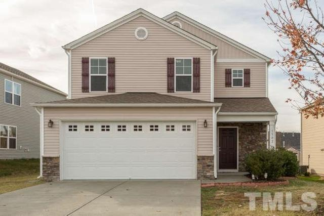1302 Agile Drive, Knightdale, NC 27545 (#2161739) :: Raleigh Cary Realty
