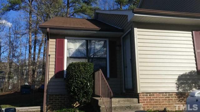 612 Kendall Drive #301, Durham, NC 27703 (#2161761) :: Raleigh Cary Realty