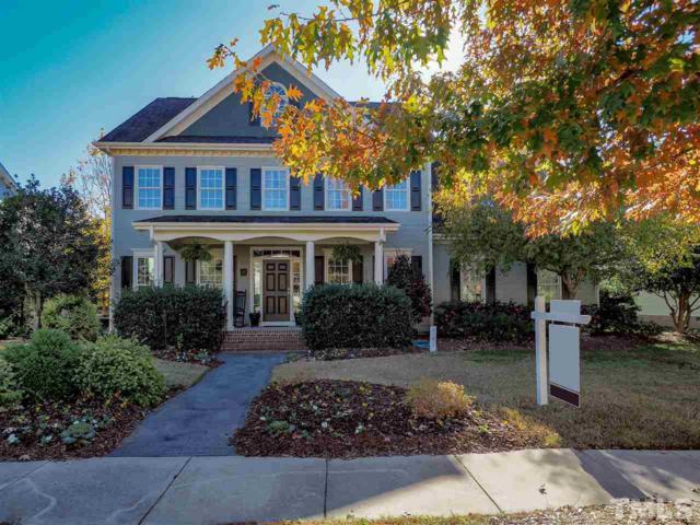 608 Stafford Brook Lane, Cary, NC 27519 (#2161780) :: M&J Realty Group