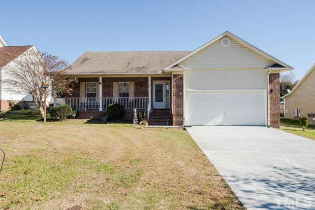 209 Waterford Drive, Clayton, NC 27520 (#2161788) :: The Jim Allen Group