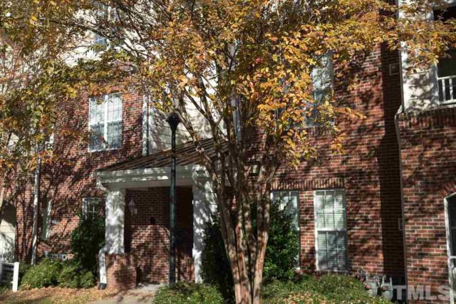 1611 Providence Glen Drive #1611, Chapel Hill, NC 27514 (#2161838) :: Raleigh Cary Realty