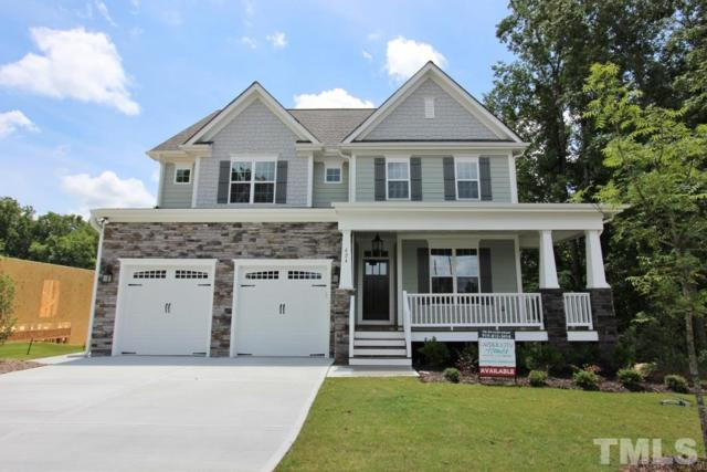416 Cedar Pond Court, Knightdale, NC 27545 (#2161905) :: Raleigh Cary Realty