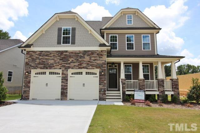 312 Cedar Pond Court, Knightdale, NC 27545 (#2161915) :: Raleigh Cary Realty