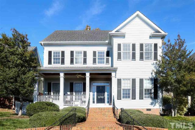 502 Parkview Crescent, Chapel Hill, NC 27516 (#2161936) :: M&J Realty Group