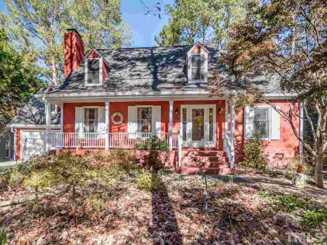 6728 Glen Forrest Drive, Chapel Hill, NC 27517 (#2161952) :: The Jim Allen Group