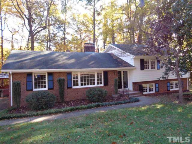 3200 Caldwell Drive, Raleigh, NC 27607 (#2161955) :: Rachel Kendall Team, LLC