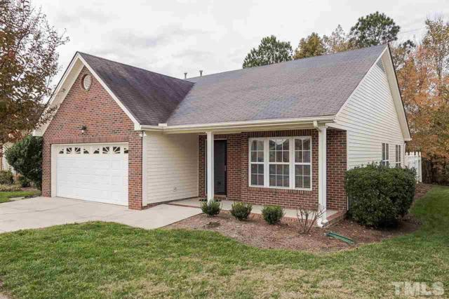 323 Millet Drive, Morrisville, NC 27560 (#2161956) :: M&J Realty Group