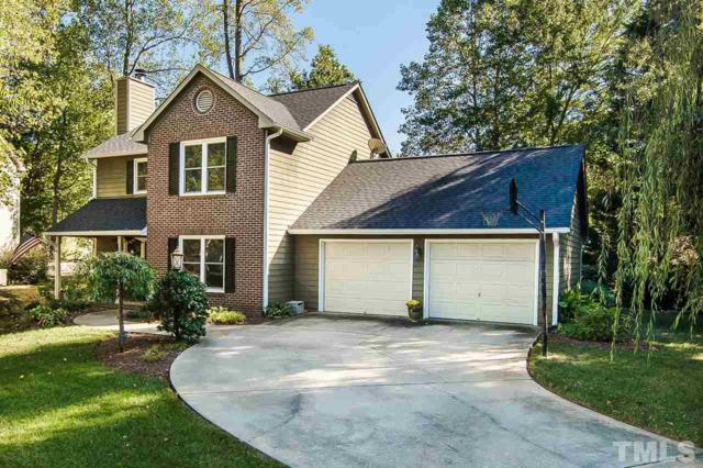 1009 W St Julian Place, Apex, NC 27502 (#2161979) :: Raleigh Cary Realty