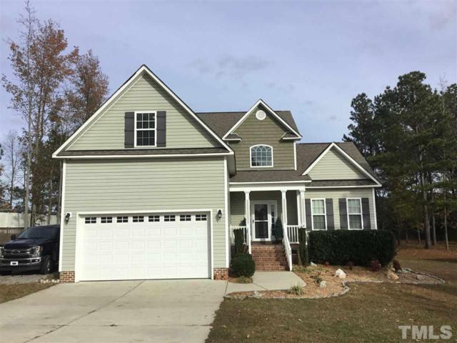 48 Silver Creek Drive, Clayton, NC 27520 (#2161983) :: The Jim Allen Group