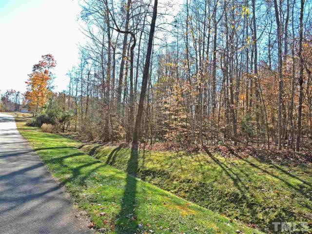 Lot 2 Holeman Ashley Road, Timberlake, NC 27583 (#2161984) :: The Jim Allen Group