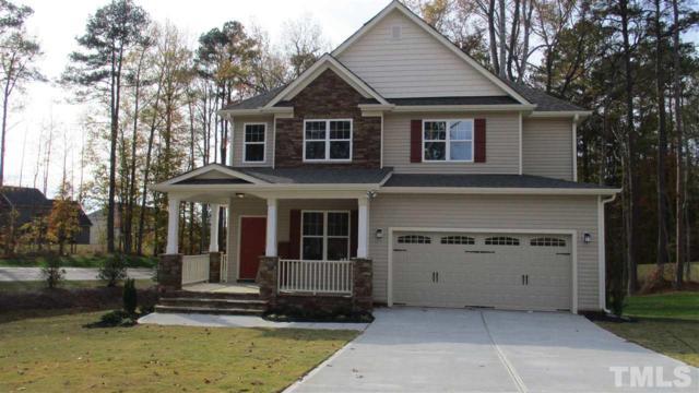 101 Laurel Oaks Drive, Youngsville, NC 27596 (#2161994) :: The Jim Allen Group