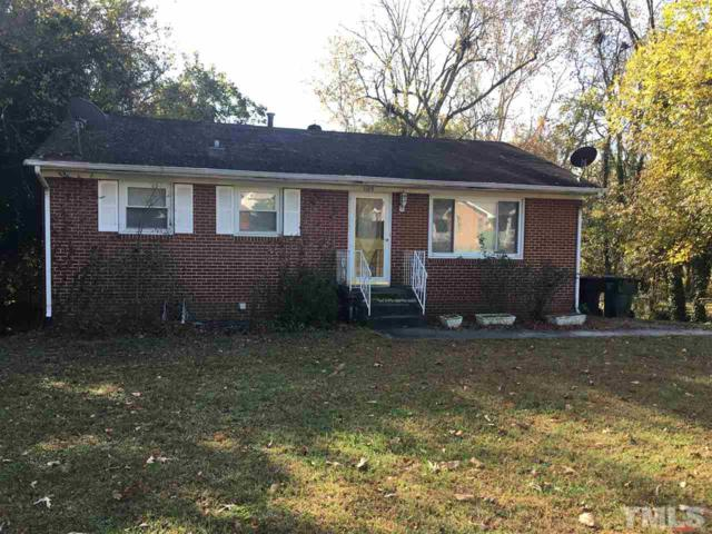 1109 Morningside Drive, Burlington, NC 27217 (#2162007) :: Raleigh Cary Realty