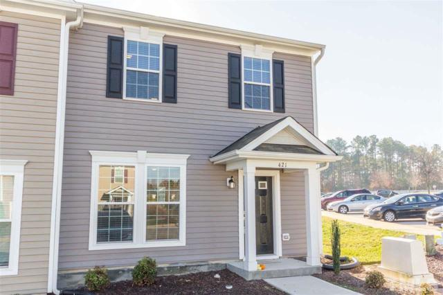421 Provincial Street, Raleigh, NC 27603 (#2162031) :: Triangle Midtown Realty