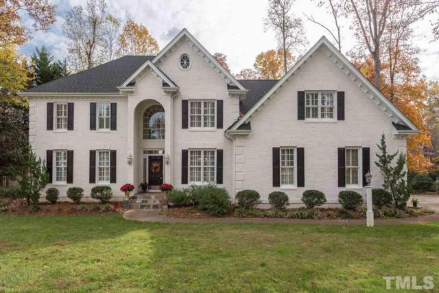 4701 Greenpoint Lane, Holly Springs, NC 27540 (#2162039) :: The Jim Allen Group