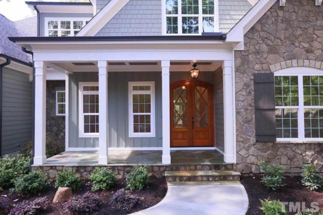 599 Fieldstone Lane, Pittsboro, NC 27312 (#2162040) :: The Jim Allen Group