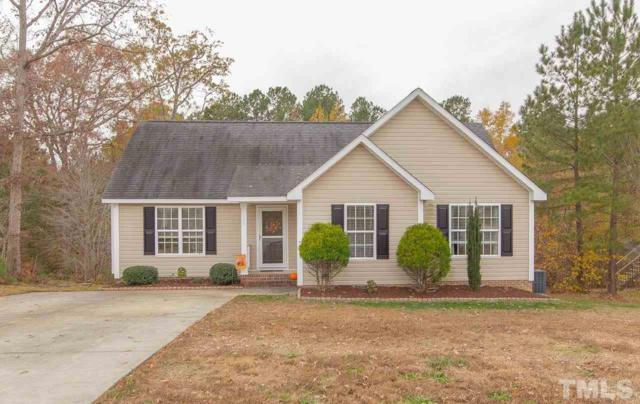 117 Carriage Hill Drive, Stem, NC 27581 (#2162067) :: The Jim Allen Group