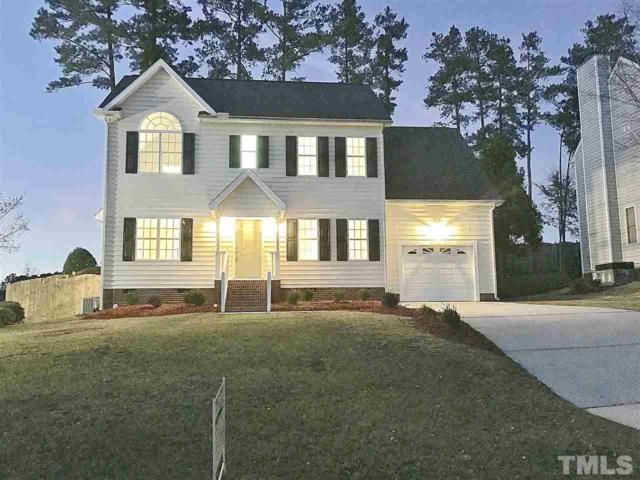 3001 Fineberg Court, Wake Forest, NC 27587 (#2162070) :: M&J Realty Group